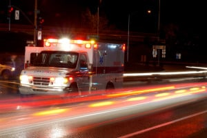 Ambulance Accidents Houston Motor Vehicle Accident