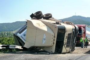 truck wreck cases