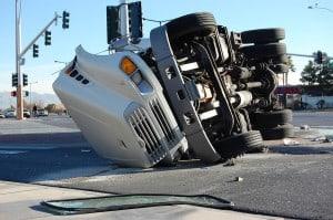 truck wreck liability