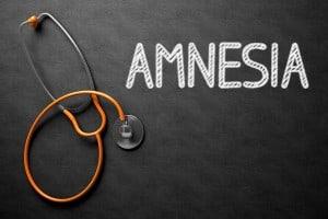 post traumatic amnesia