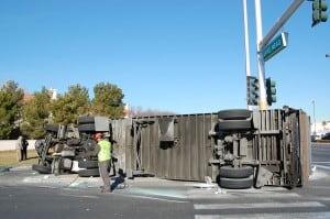 shocking truck wreck statistics
