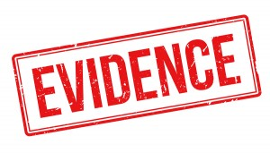 Evidence and spoliation