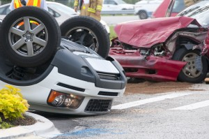 At Fault in an Auto Accident: Can I Sue and Recover Damages in Texas?