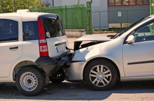 After a Car Accident: Stop Your Vehicle
