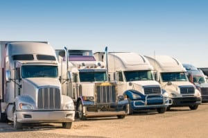 Truckers Must Choose Privacy or Cheaper Insurance Rates