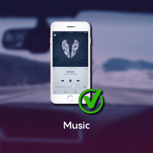 Listening to Music via Your Phone (while Driving): NOT Banned