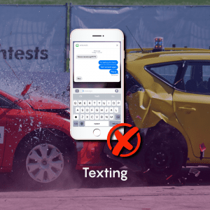 Texting While Driving: BANNED (with some exceptions)
