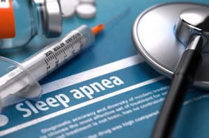 Study: Truckers' Untreated Sleep Apnea Increases Crash Risk