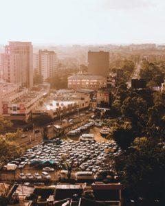 How Parking Lot Maintenance Failures Cause Accidents