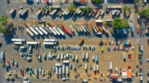 How Poor Parking Lot Design Can Cause Parking Lot Accidents