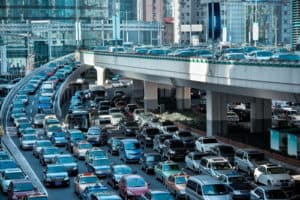 The Woodlands Is Home to 10 of Texas' Most Congested Roadways