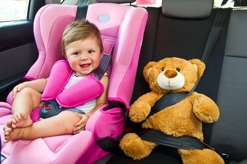 Child Passenger Safety Awareness Week Is Sept. 20th to 26th