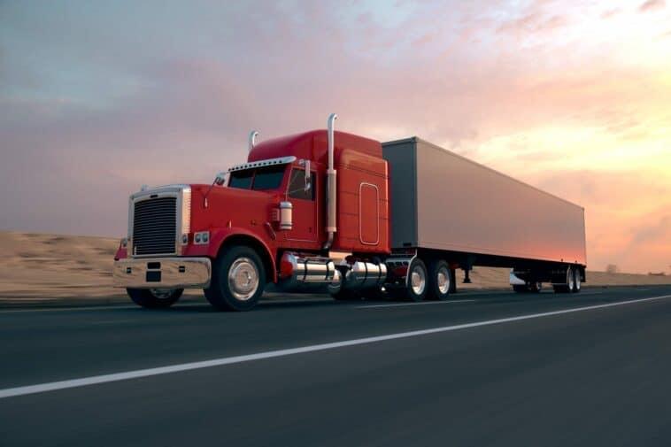 Texas truck accident 18 Wheeler on Texas highway