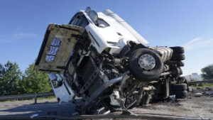 Recovering Damages After a Truck Accident in Texas